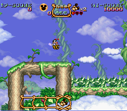 Magical Quest Starring Mickey Mouse, The -  - User Screenshot